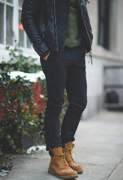 male outfits with timberland shoes6