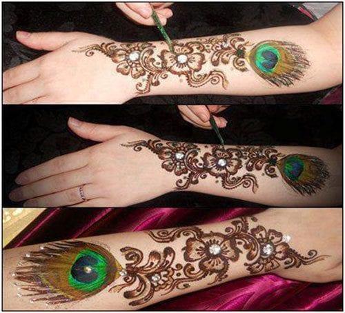 mehndi-design Eid Mehndi designs – 20 Cute Mehdni Designs For Hands This Year