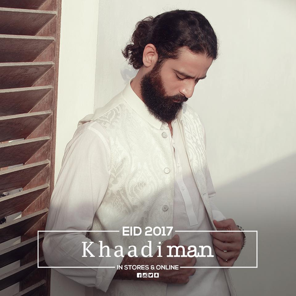 men-eid-outfits-khaadi 15 Latest Men's Eid Shalwar kameez Designs for This Eid