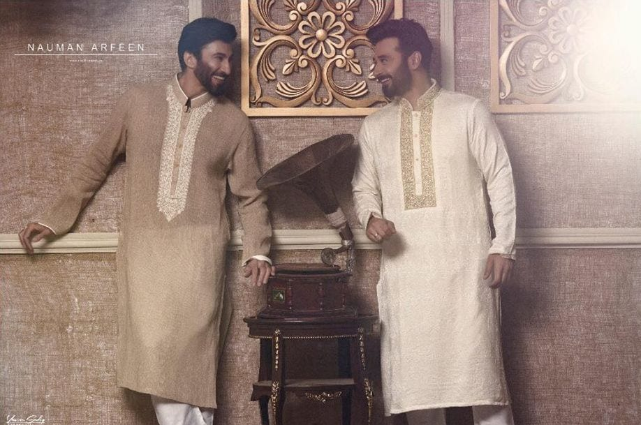 royal-eid-collection-for-men 15 Latest Men's Eid Shalwar kameez Designs for This Eid