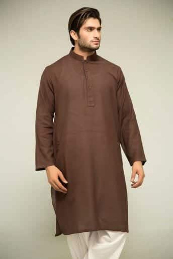 stylish-shalwar-kameez-for-eid 15 Latest Men's Eid Shalwar kameez Designs for This Eid