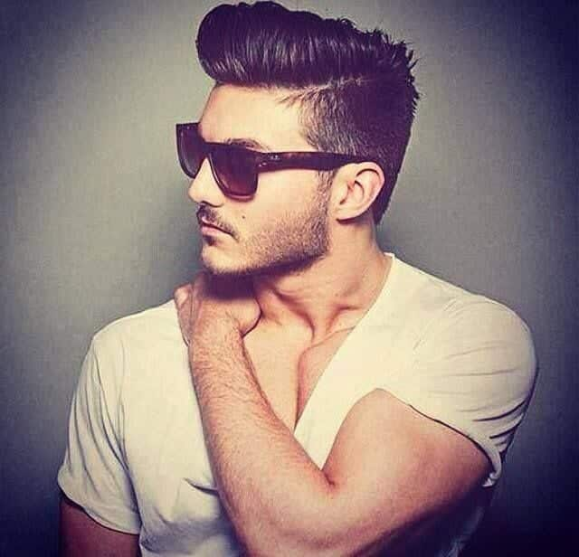 swagy-hairs-arab-men 21 Most Popular Swag Hairstyles for Men to Try this Season
