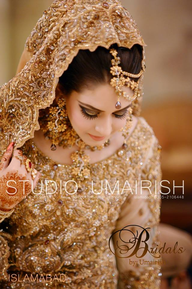 ww 15 Latest Style Walima Bridal Dresses To Look Gorgeous Bride