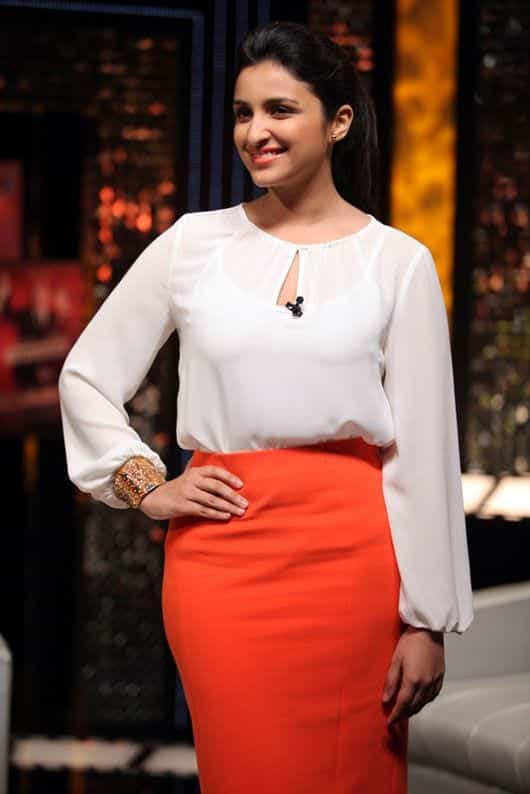 Parineeti Chopra outfit