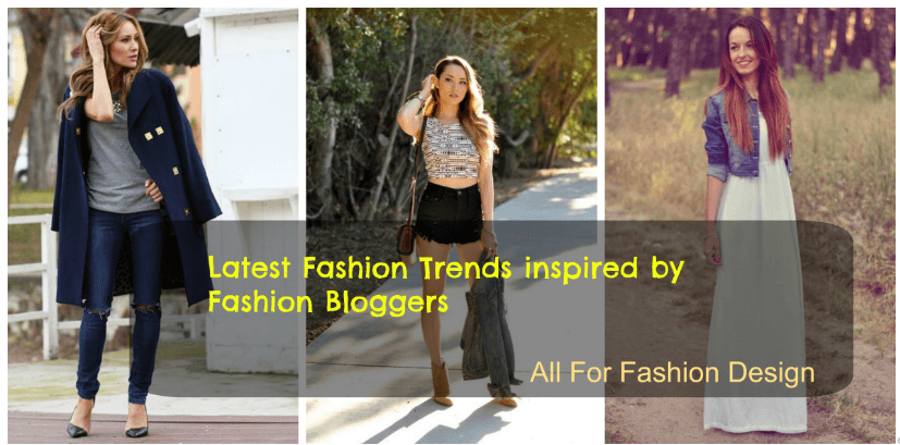 14 Fashion Trends Inspired by Top Fashion Bloggers This Year