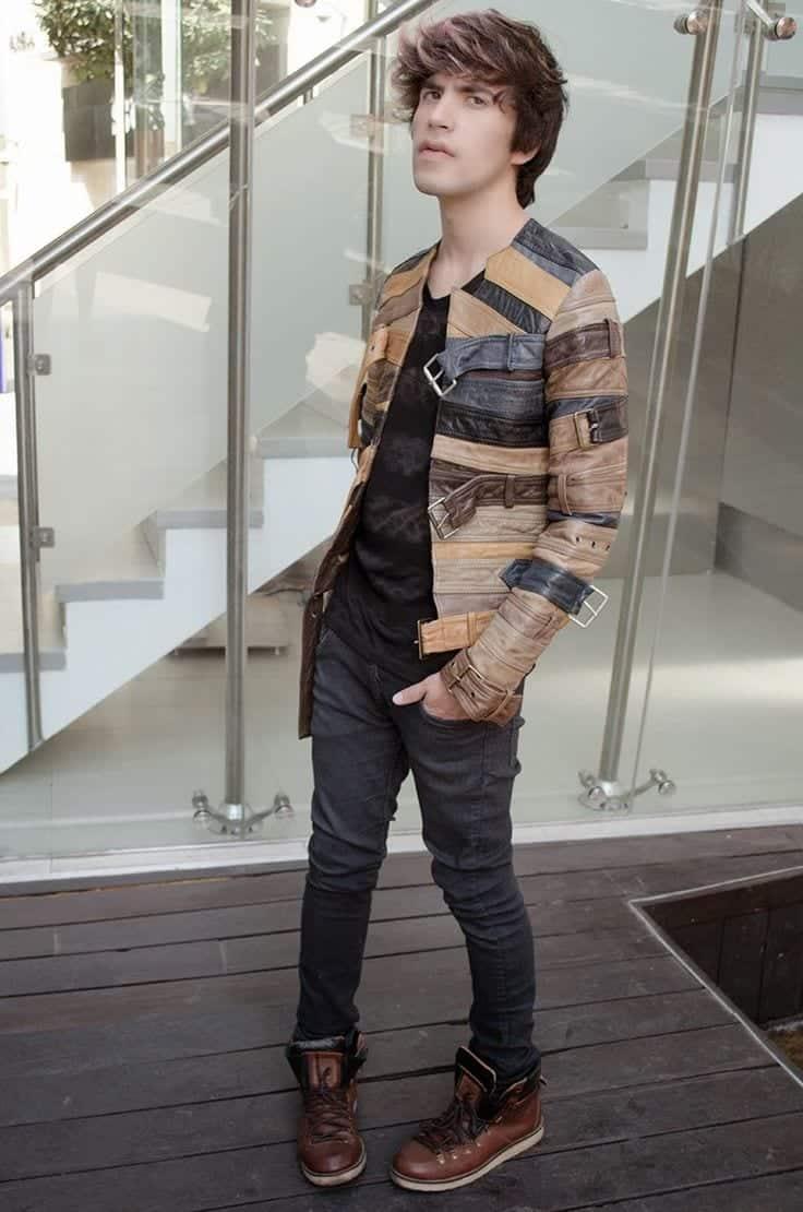 Mens Skinny Jeans Fashion