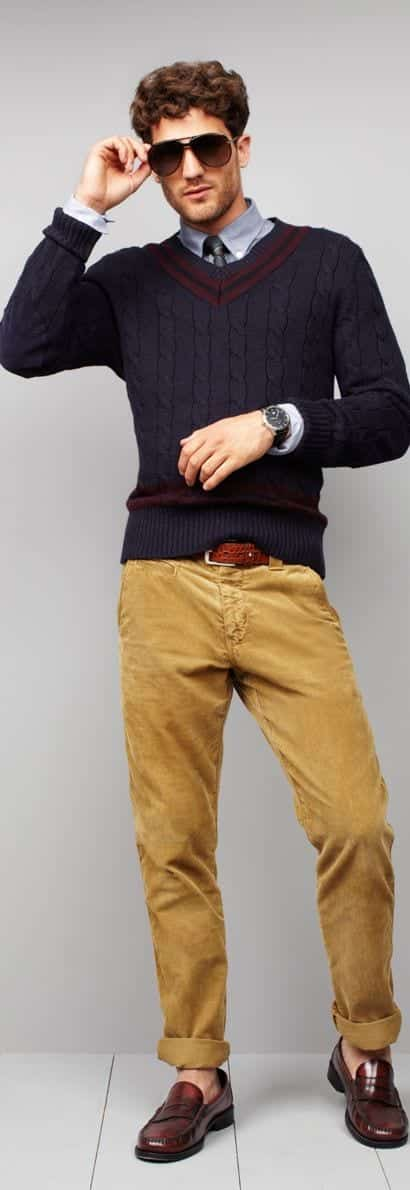 Mens khaki pants outfits - Pi Pants