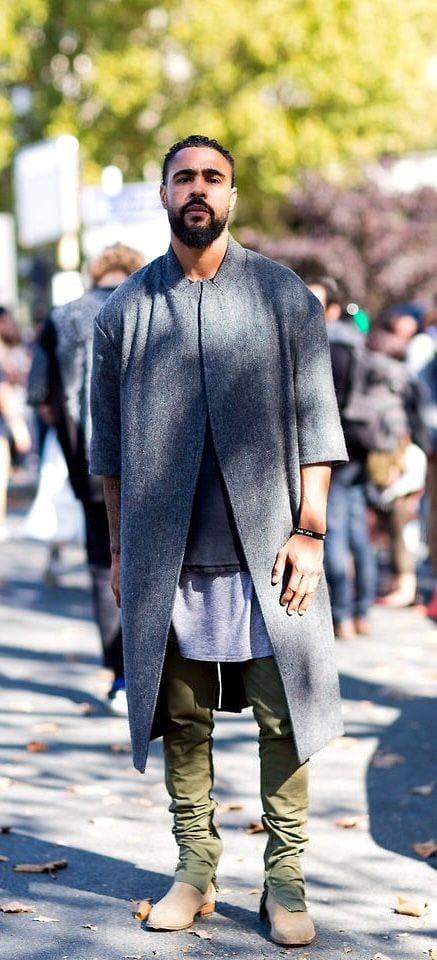 khakhi pants outfit ideas8