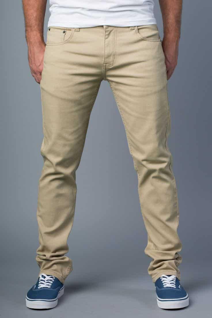 What Shoes To Friction With Khakis Men