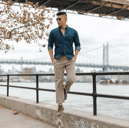 Jeans And Blazer Look For Men