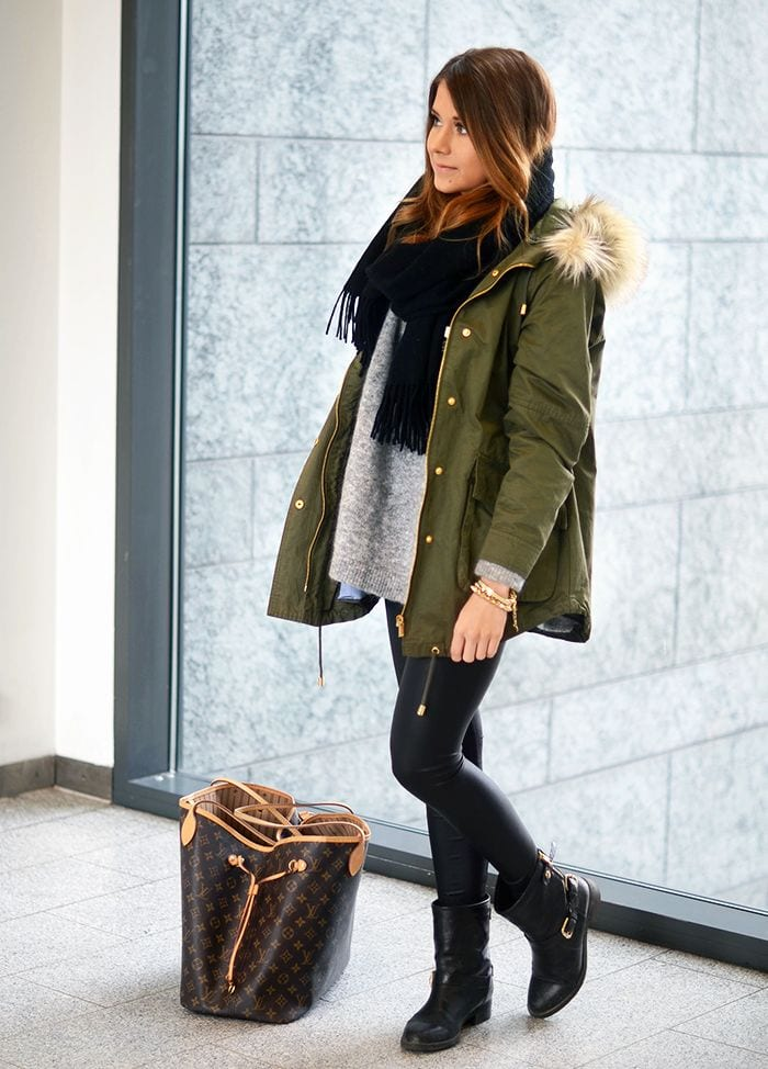 minimalist-outfits-for-winter12 13 Cute Minimalist Outfits for Winters - Minimal Fashion Style