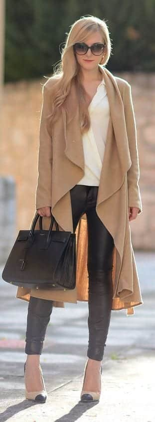 minimalist-outfits-for-winter2 13 Cute Minimalist Outfits for Winters - Minimal Fashion Style