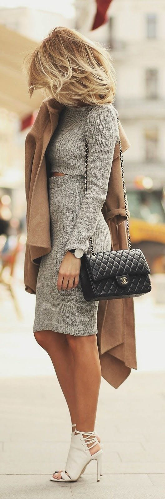 minimalist-outfits-for-winter4 13 Cute Minimalist Outfits for Winters - Minimal Fashion Style