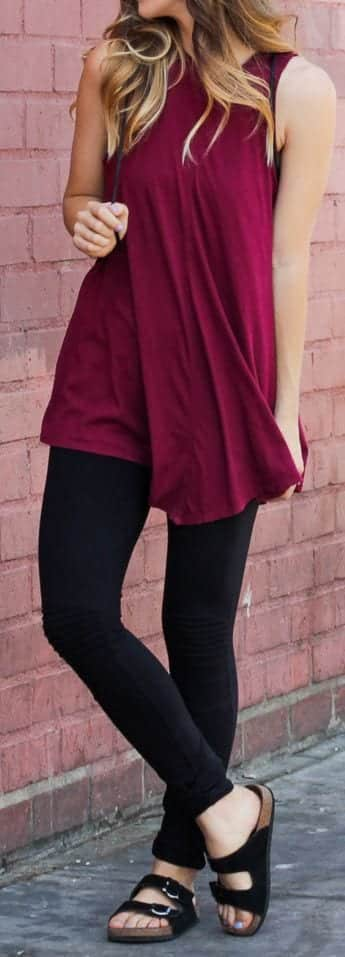 Outfits with Birkenstocks-12 Ways to Wear Birkenstocks Shoes