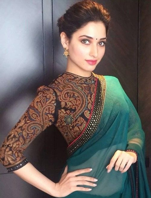 Latest Saree Blouse Designs 17 New Styles And Patterns