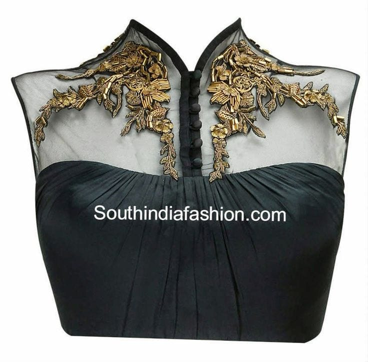 latest saree blouse designs 17 new blouse designs 2018