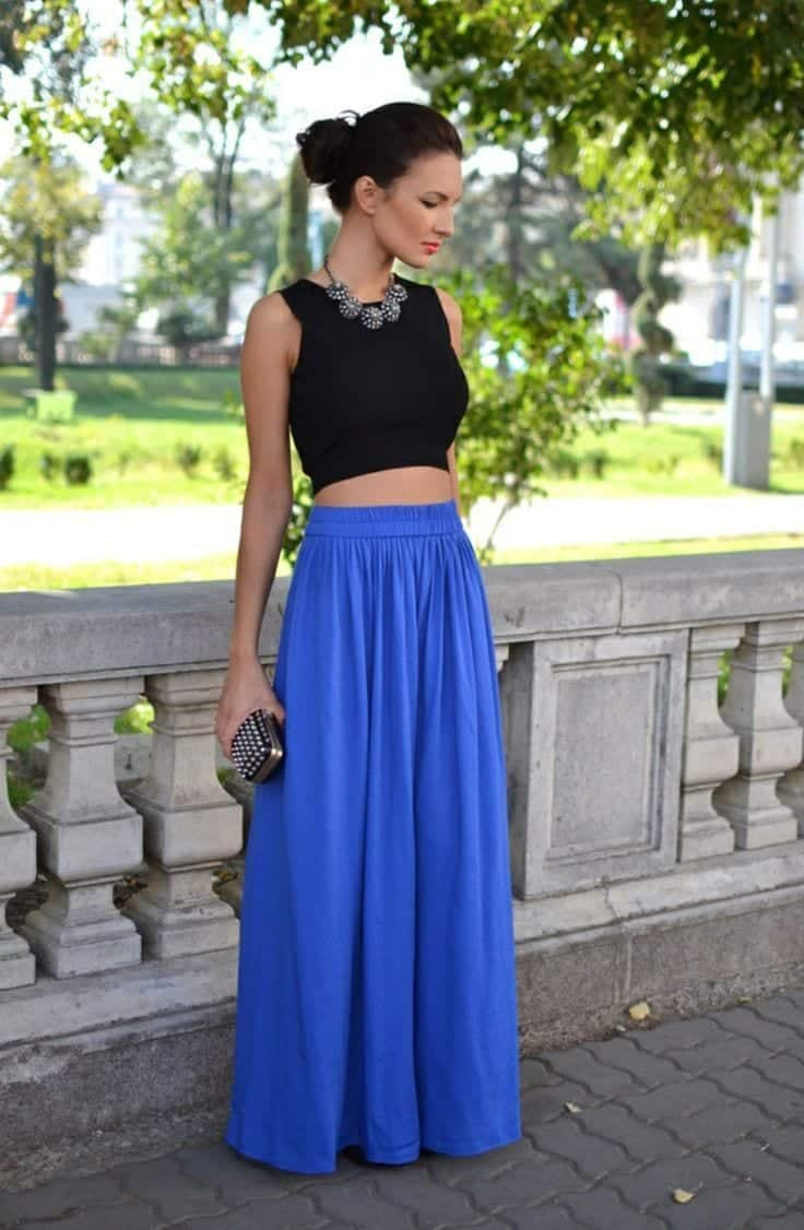 ways to style a crop top12