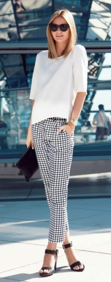 women-outfit-with-white-shirt7 17 Cute Women Outfits with White Shirt-Pairing Style Ideas
