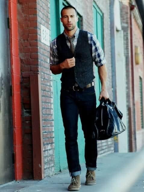0c4418fb9503045f7aeda422905112a2 Men Waistcoat Styles -18 Ways to Wear Waistcoat for Classy Look