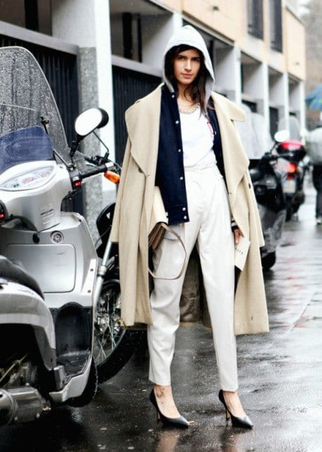12 Trench Coat Outfits Styles-16 Chic Ways to Wear Trench Coat