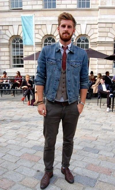 26f4ac8dcfe32d2ef11d700717f6cc00 Men Waistcoat Styles -18 Ways to Wear Waistcoat for Classy Look
