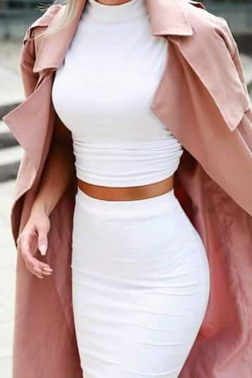 3 Trench Coat Outfits Styles-16 Chic Ways to Wear Trench Coat