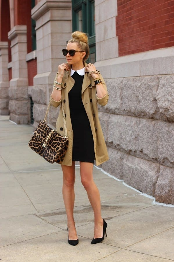 6 Trench Coat Outfits Styles-16 Chic Ways to Wear Trench Coat
