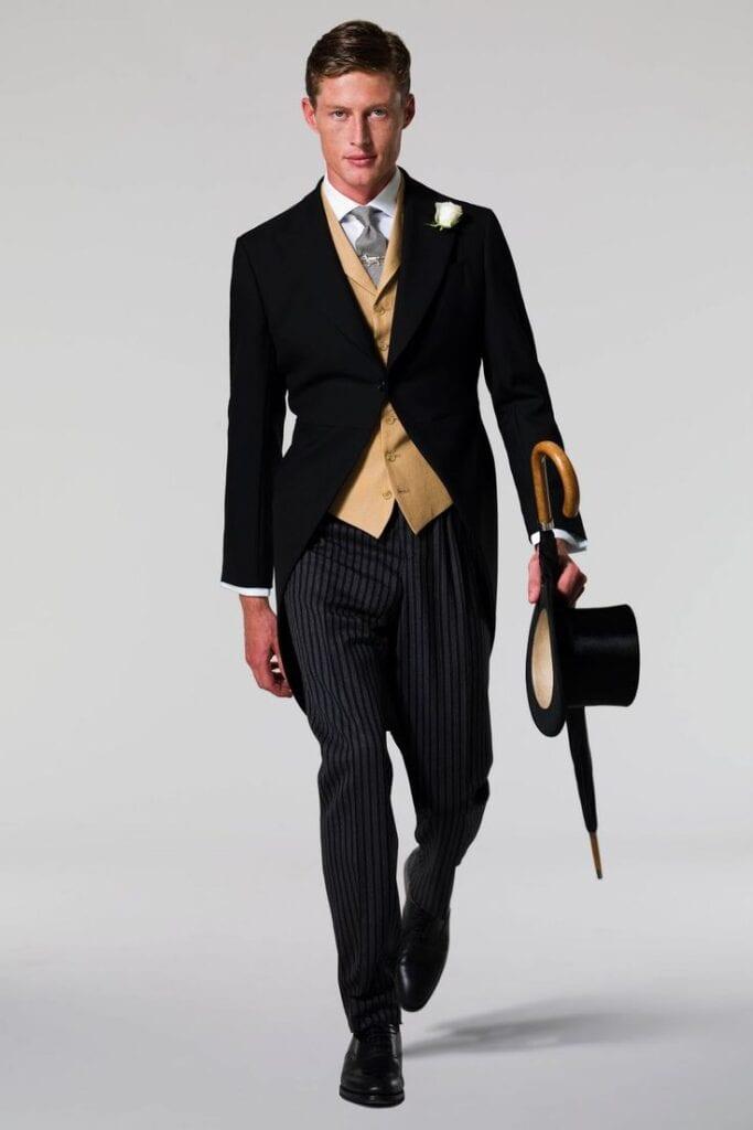 a866d065f7a79e38c84af04701db307d-683x1024 Men Waistcoat Styles -18 Ways to Wear Waistcoat for Classy Look