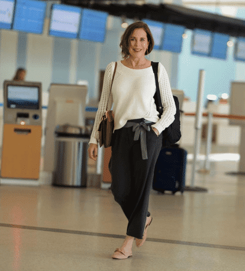 airport-outfit-for-women-over-30 45 Latest Fashion Ideas for Women in 30's - Outfits & Style