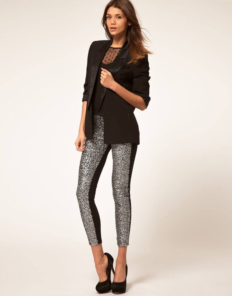 asos-collection-black-asos-leggings-with-embellished-panels-product-1-2431050-585705466-803x1024 Sequins Wardrobe Essentials-16 Ways to Wear Sequin Outfits