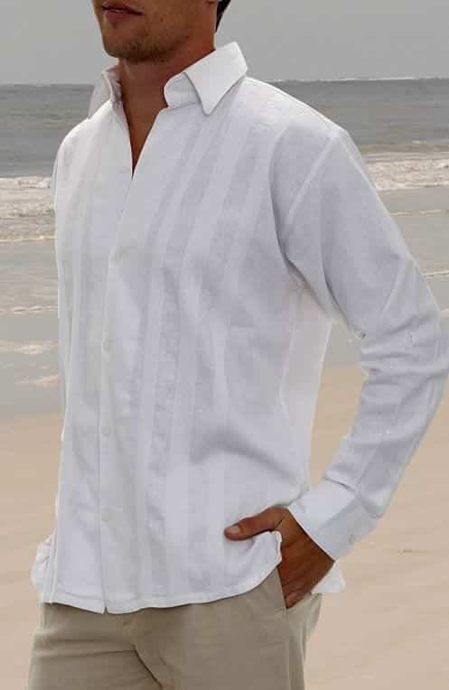 Men White Shirt Outfits 15 Ways To Wear Button Down Shirts