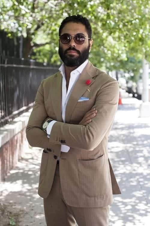 Tremendous Stylish Beards 21 Beard Styles For Teen Guys To Look Cool Short Hairstyles For Black Women Fulllsitofus