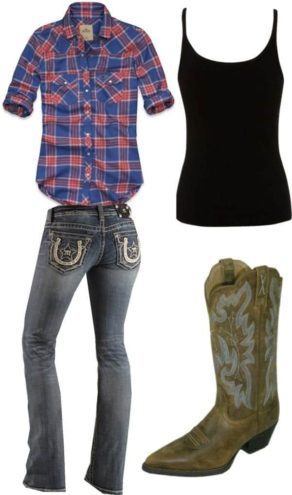cute outfits to wear to a concert 3