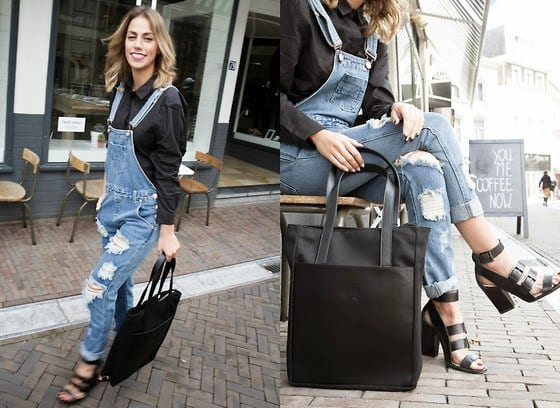 Dungaree Outfits Ideas (12)