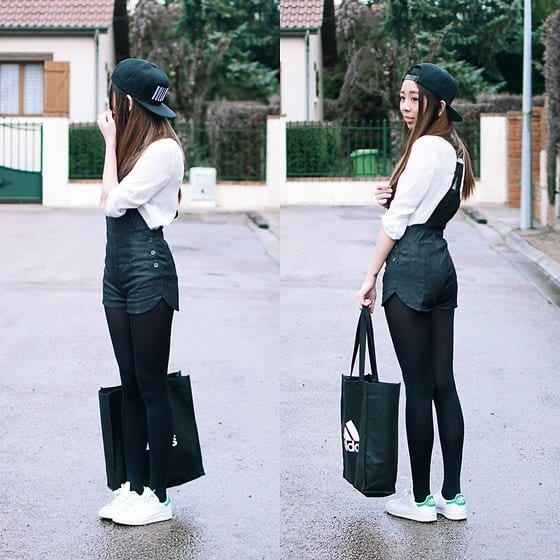 Dungaree Outfits Ideas (10)