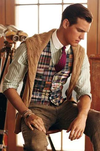 e6ecf4349a50622656971e89b0797992 Men Waistcoat Styles -18 Ways to Wear Waistcoat for Classy Look