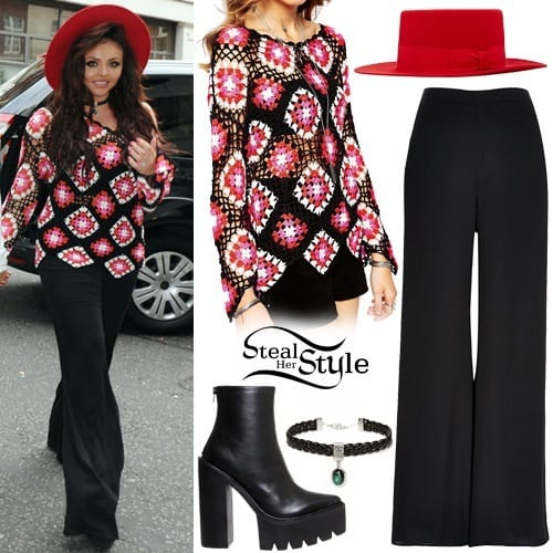 jesy_nelson08 Lita Boots Outfits - 17 Ways to Wear Lita Shoes Fashionably