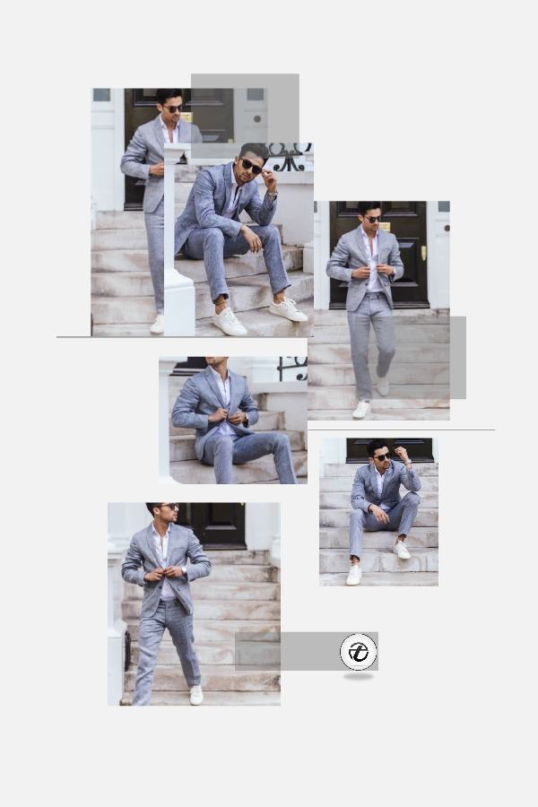 men-white-shirt-outfit-ideas Men White Shirt Outfits-15 Ways to Wear White Button Down Shirts