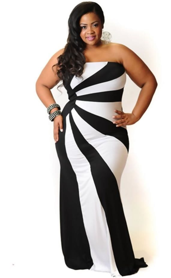 womens clothing plus size dresses