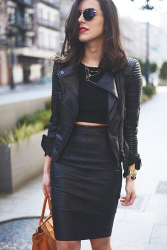 All-Black Outfits: 9 Perfect Ways to Look Like Youve Made an Effort