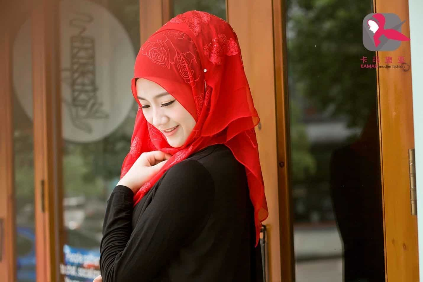 141 20 Best Hijab Styles for Short Height Girls to Look Tall
