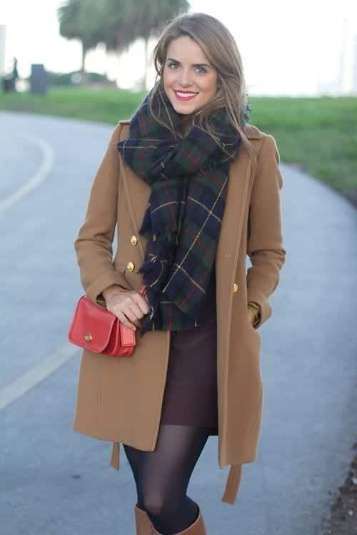 15-winter-preppy-outfit-ideas-for-women-10 Preppy Winter Outfits-15 Cute Winter Preppy Dressing Ideas