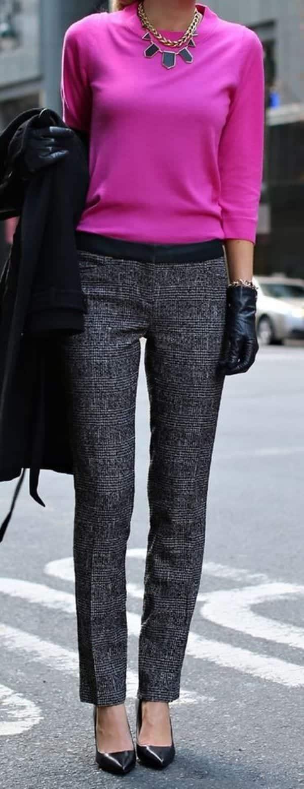 15-winter-preppy-outfit-ideas-for-women-2 Preppy Winter Outfits-15 Cute Winter Preppy Dressing Ideas