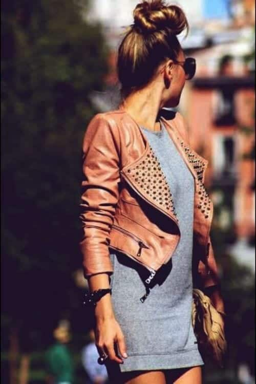 21 Studded Clothing-10 Ways to Dress up with Studded Outfits