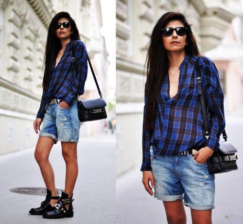 3150676_final1-500x461 Boyfriend Shorts Outfits-16 Ways to Wear Boyfriend Shorts