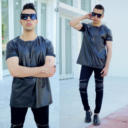 3933326_backinblack_collage-500x500 Short Height Guys Fashion-20 Outfits for Short Men to Look Tall