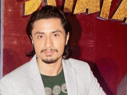 Ali-Zafar-Hairstyle-500x375 Goatee Styles-50 Popular Goatee Beard Styles for Different Face Types