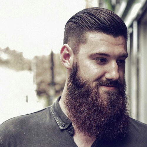Beard-Styles-2015-Bushy-500x500 Hipster Men Hairstyles - 25 Hairstyles for Hipster Men Look