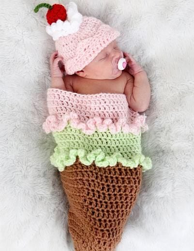 a81693997540ee66732e206a94be40d7 Crochet Outfits for Babies-20 Newborn Crochet Outfits Patterns