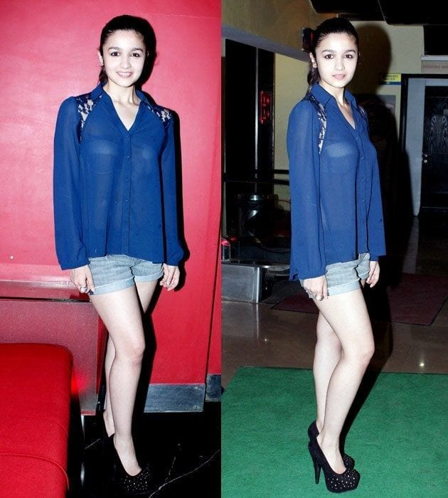 alia 19 Indian Actresses Street Style Fashion Ideas this Season